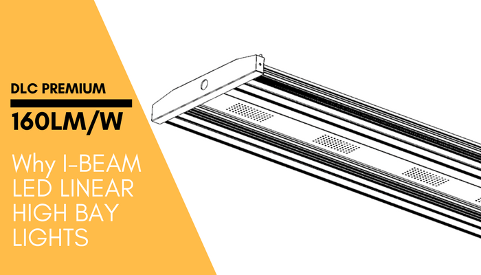 DLC premium led high bay lights