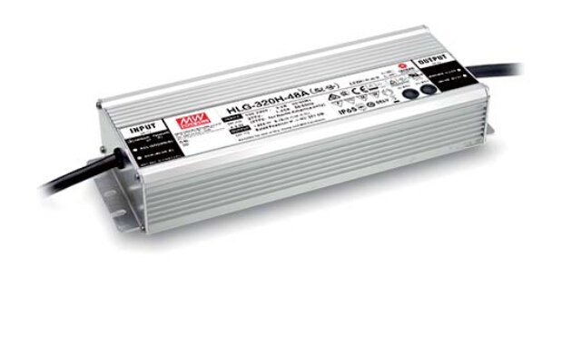 mean well HLG-320H LED DRIVER