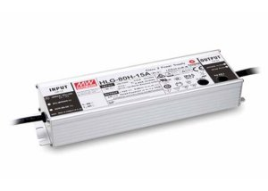 mean well HLG-80H LED DRIVER