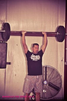 Brian - Owner Crossfit Creed