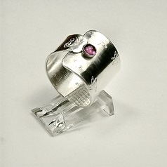 Sterling Wrap Ring