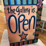 The Gallery re-opens for Memorial Day Weekend