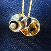 Pendants with a Twist