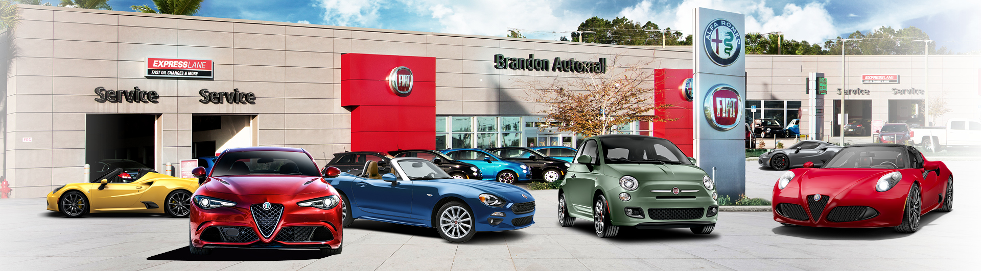New Used Cars For Sale Brandon Tampa Wesley Chapel - Fiat service