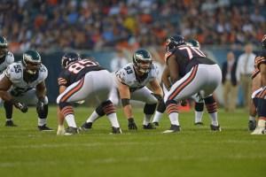 Chicago Bears v Philadelphia Eagles