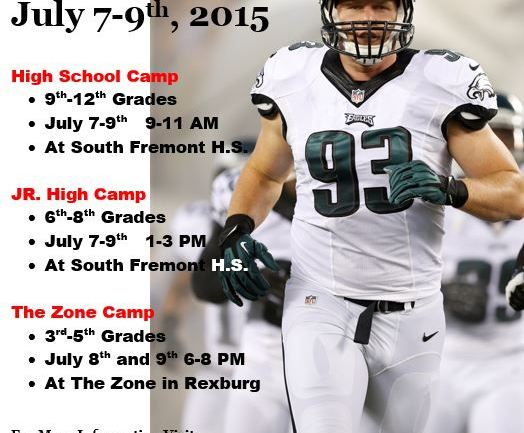 2015 Football Camps