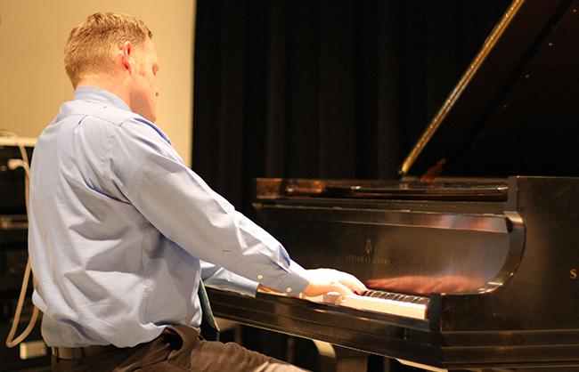 Brandon Bascom Lecture Recital