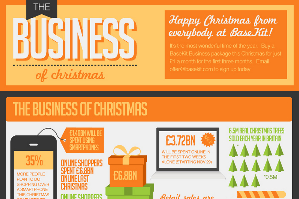 55 inspirational business christmas