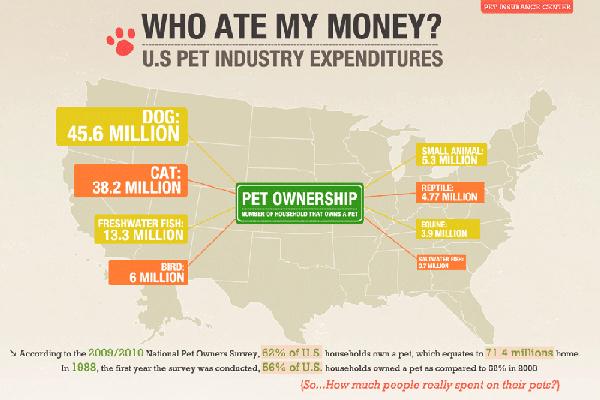 8 Appealing Pet Industry Statistics