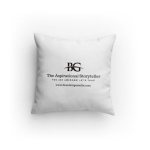 BG Classic White Pillow