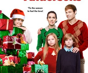 """""""Christmas with the Andersons"""" Premiere's December 10th!"""