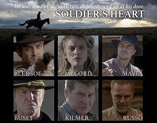 World Premiere of Soldiers Heart at the Hollywood Film Festival!