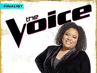 """Brandon currently co-writing and producing songs with Toneisha Harris from """"The Voice"""""""