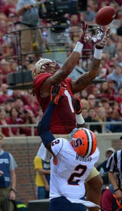 Kelvin Benjamin TD catch
