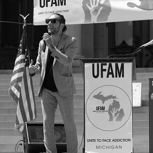 Brandon Novak Speaking at UFAM