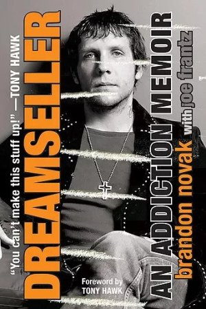Brandon Novak Dreamseller Addiction Book