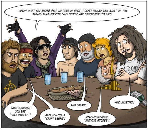 Jackass Cartoon Brandon Novak