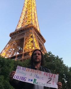 Novak 2 years in recovery in Paris