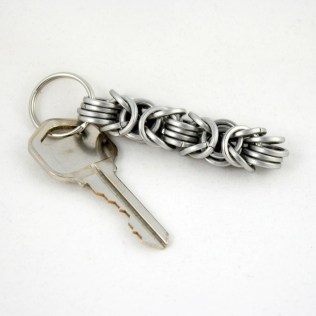 keychain_square_byzantine_stainless