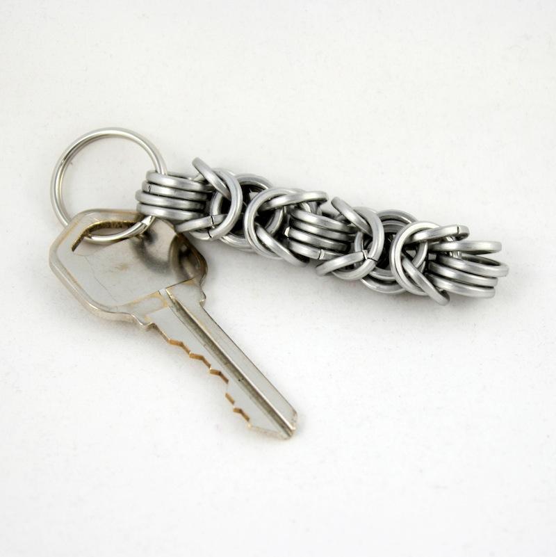 keychain_square_byzantine_stainless