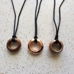 necklaces_copper_oracle_donuts_in_three_finishes