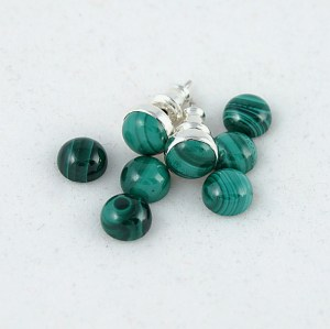 earring_studs_malachite_6mm_group