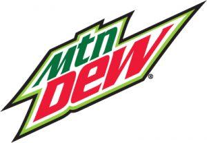 mountain dew color codes