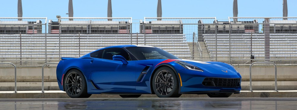 medium resolution of the return of the chevy corvette grand sport