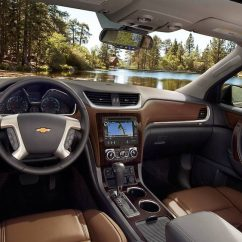 Gmc Acadia With Captains Chairs Fishing Chair Backpack 2016 Chevy Traverse Interior: Designed You In Mind