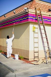 multi site restaurant remodeling company