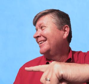 Gary Patterson Headshot
