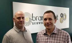 Mike Hersh & Steve Hearon from BrandPoint Services.