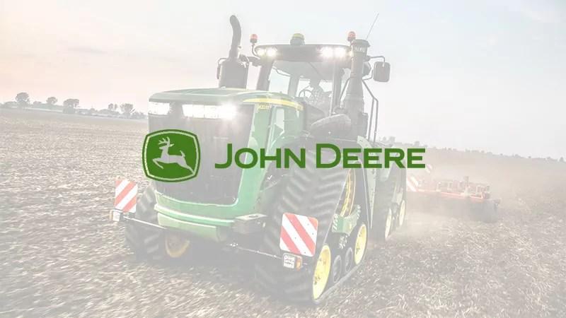 BRANDPUNKT Kunden John Deere
