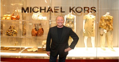 Michael  Kors: From Boutique Sales Person To Industry Leader