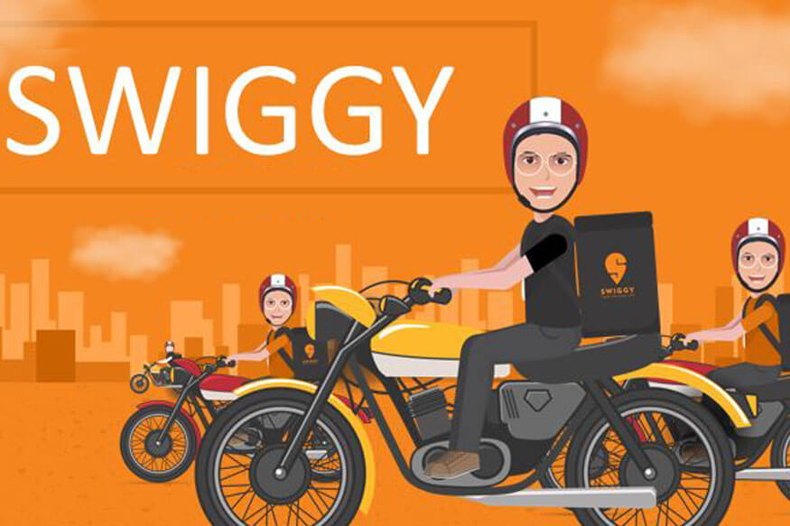 Swiggy delivery partners