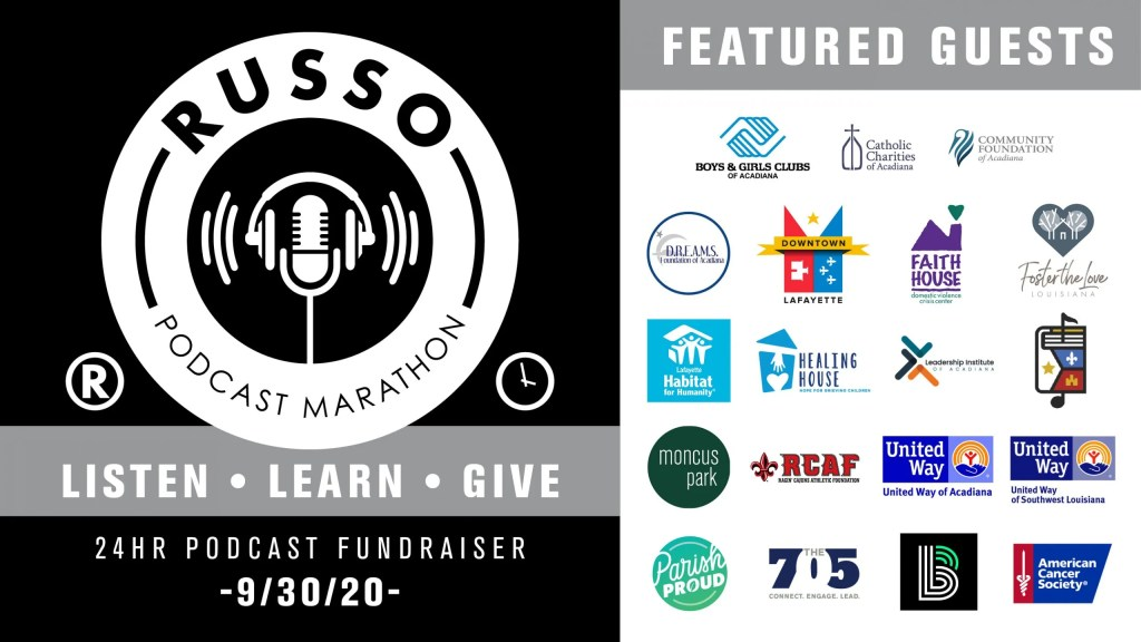 RUSSO Podcast Marathon