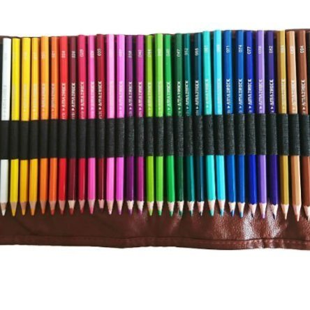 Amazrock Watercolor Pencils Set – 36 Colors (Soft Core Special Edition) | Water Soluble Artist Colored Pencils