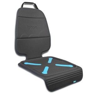 Munchkin Brica Elite Seat Guardian Car Seat Protector, Crash Test Approved, Dark Grey, 1 Pack