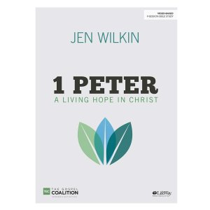 1 Peter (A Living Hope in Christ - Bible Study Book Gospel)