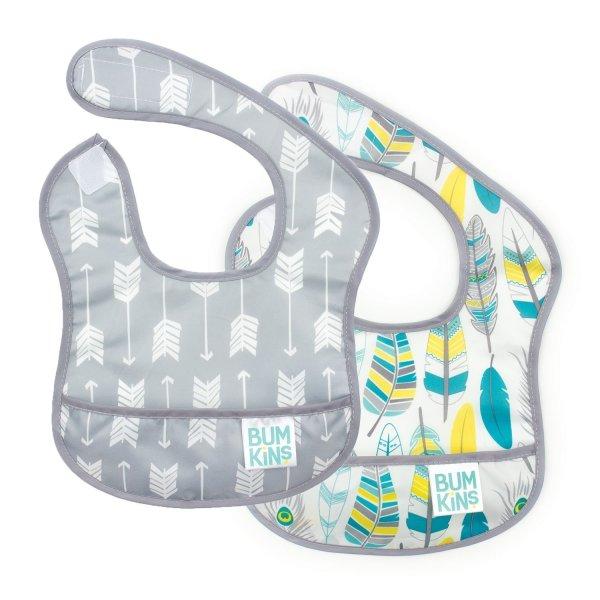umkins Starter Bib, Baby Bib Infant, Waterproof, Washable