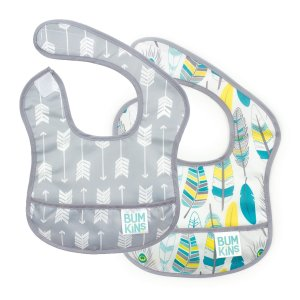 umkins Starter Bib, Baby Bib Infant, Waterproof, Washable