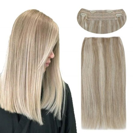 Sunny Hair 12inches Halo Hair Extensions