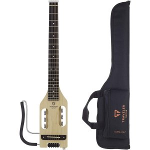 The Traveler Guitar Ultra-Light Acoustic - Electric Travel Guitar