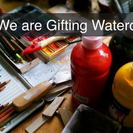 Why We Would Want to Gift Watercolors This Season ?