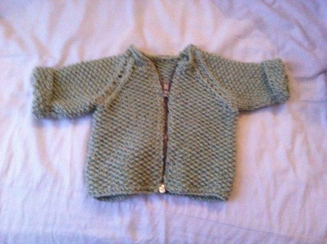 baby strik trøje