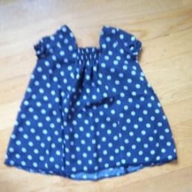 Smock kjole til baby DIY