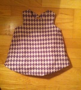 ballon kjole til baby DIY