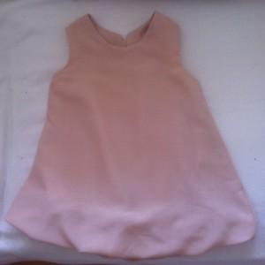 Sy selv ballon kjole til baby DIY