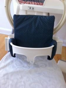 hynde til stokke stol, tilbehør til baby