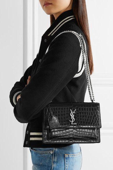 7b14a756094 How To Spot A Fake Saint Laurent Sunset Bag - Brands Blogger